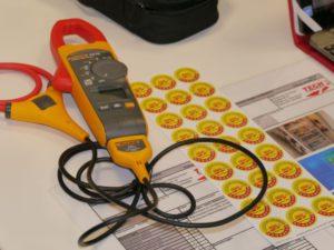 Das Gerät zur Betriebsmitelpruefung